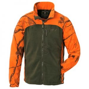 FLEECE JACKET OVIKEN PINEWOOD