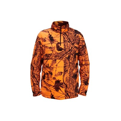 BENASQUE FLEECE GAMO ORANZE