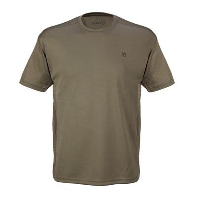 Μπλουζάκι Gamo T-Tech Honeycome Short SLV Dark Green